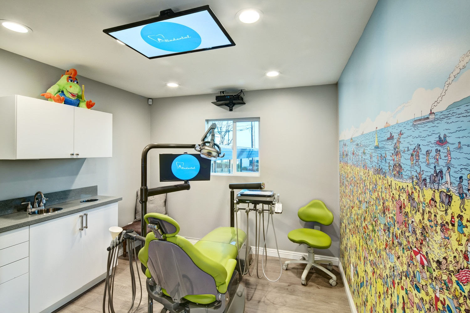 Altadental Kid's Room